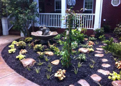 LandscapeGardenFloweryBranch-zAfter